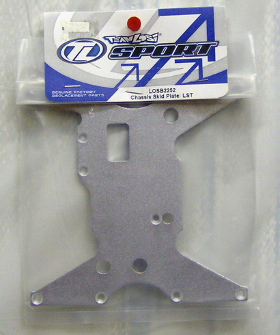 Losi LOSB2252 Chassis Skid Plate
