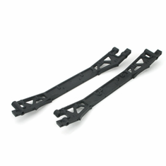 Losi LOSB2256 Chassis Side Rails: LST2, AFT, MGB