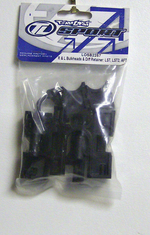 Losi LOSB2257 RL bulkheads and Diff Retainer LST LST2 AFT