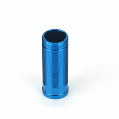 Losi LOSB2812 Threaded Shock Body, Blue: LST2,AFT