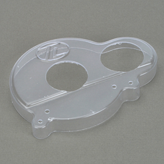 Losi LOSB3193 Inside Gear Cover: LST2, XXL/2