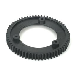 Losi LOSB3424 63T Spur Gear, High Speed: LST, LST2, MGB