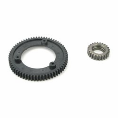 Losi LOSB3425 High Speed Gear Set, 24/64: LST