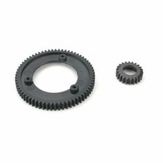 Losi LOSB3426 High Speed Gear Set, 22/66: LST