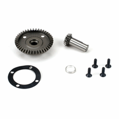 Losi LOSB3534 Front/Rear Diff Ring & Pinion: LST, LST2, AFT, MGB