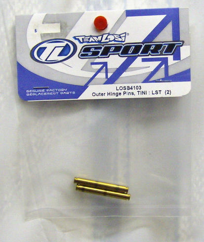 Losi LOSB4103 Outer Hinge Pins TINI: LST