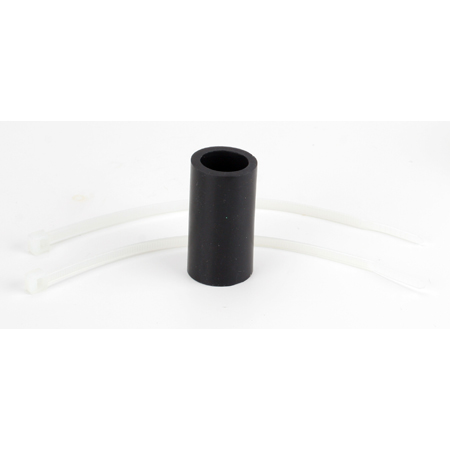 Losi LOSB5052 Exhaust Connector & Pull Ties: AFT, MGB