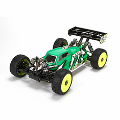 Losi TLR04004 8IGHT-E 4.0 Race Kit: 1/8 4WD Electric Buggy