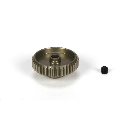 Losi TLR332037 Pinion Gear 37T, 48P, AL