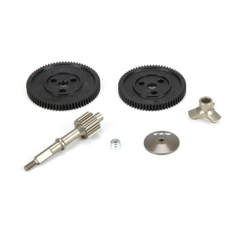 Losi TLR332043 Direct Drive System, Set: All 22
