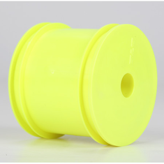 Losi TLR7002 Front/Rear Wheel, Yellow: 22T