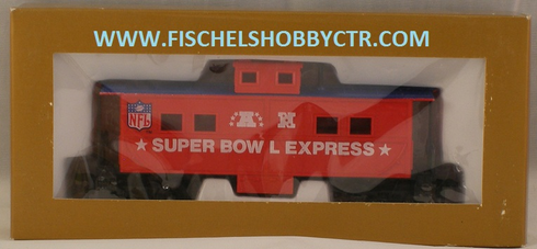 Mantua 726900 Super bowl Express Caboose HO