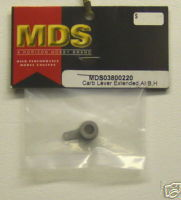 MDS 03800220 Carb Lever Extended Al B H