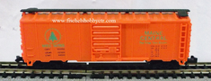 Model Power 3447 Maine Central box car # 14785 N scale