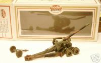 Model Power Camouflage Long Tom Cannon Ho Scale