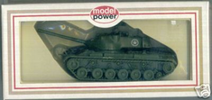 Model Power Olive Patton Tank Ho Scale