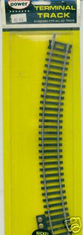 Model Power Terminal Track Nickel Silver Ho Scale