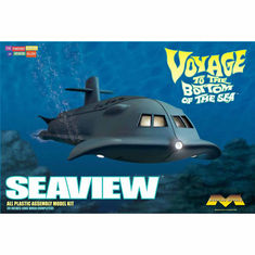 Moebius 707 VTTBOTS Seaview Model Kit