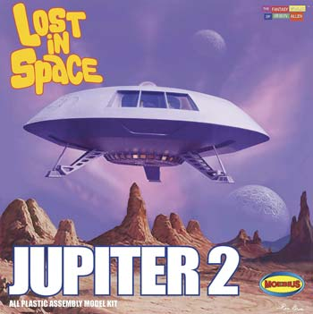 Moebius 913 Lost in Space - Jupiter 2