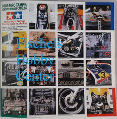 MRC - Tamiya 1985 Encyclopedia Catalog