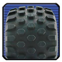 Ofna 81166 1/8 Tires, Monster Spike w/Foam: Pirate