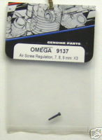 OMEGA 9137 Air Screw Regulation 7 8 9 mm x3