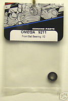 OMEGA 9211 Front Bell Bearing: x2
