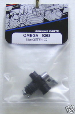 OMEGA 9368 Slide Carburetor 6.4 x2