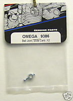 OMEGA 9386 Ball joint slide Carb x2