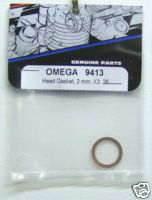 OMEGA 9413 Head Gasket 2mm x3 .26