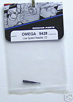 OMEGA 9428 Low Speed Needle x2
