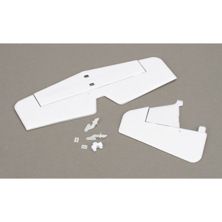Park Zone PKZ3524 Complete Tail with Accessories: Sukhoi