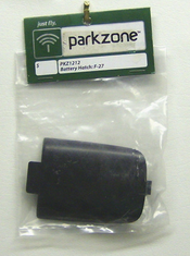 ParkZone PKZ1212 Battery Hatch: F-27