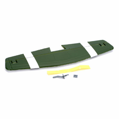 ParkZone PKZ1824 Horizontal Stabilizer with Accessories: P-51D BL