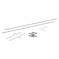 ParkZone PKZ3322 Pushrod Set: Vapor/Night
