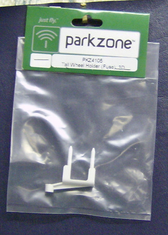 ParkZone pkz4105 Tail Wheel Holder (fuse): 3-d