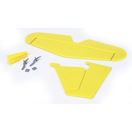 ParkZone PKZ4824 Complete Tail with Accessories: DEC BL