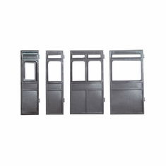 Peco OR-52 On30 Double Window Coach Panel (6)