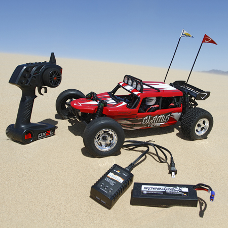 Vaterra VTR04001 Glamis Fear Four Seat Buggy