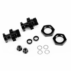Pro-line 6064-00 Front 17mm Wheel Adapters: SLH 2WD