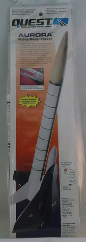 Quest 3002 Aurora Rocket kit