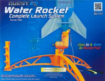Quest 7308 Water Rocket Launch System