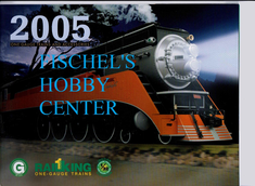 Rail King #1 gauge 2005 catalog