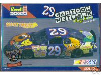 Revell 29 Cartoon Network Wacky Racing 1/25 Kit