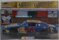 Revell Monogram 85-4132 # 46 Wally Dallenbach Jr. Woody Woodpecker Monte Carlo