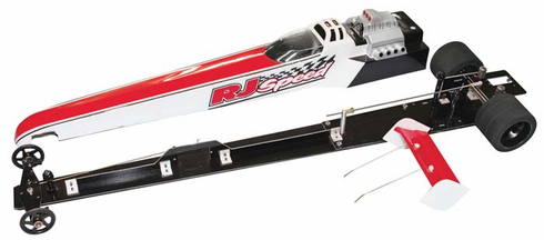 "RJ Speed 2003 24"" Wheelbase Dragster Kit"
