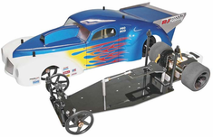 RJ Speed 2104 Nitro Drag Pro Mod Car Kit