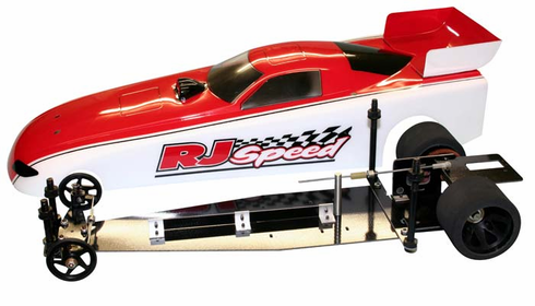 "RJ SPEED RJS2002 13"" Wheelbase Funny Car Kit"