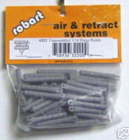 Robart Air and Retract Systems Unass. 3/16 Hings Points
