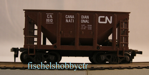Roundhouse 22' Ore Car CN#1610 HO Scale